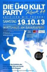 Ü40 party münchen Der Freizeitclub