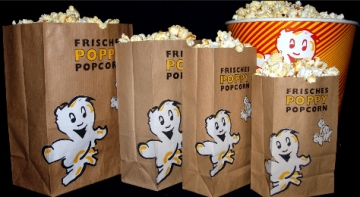 Neues Rex: Popcorn to go!